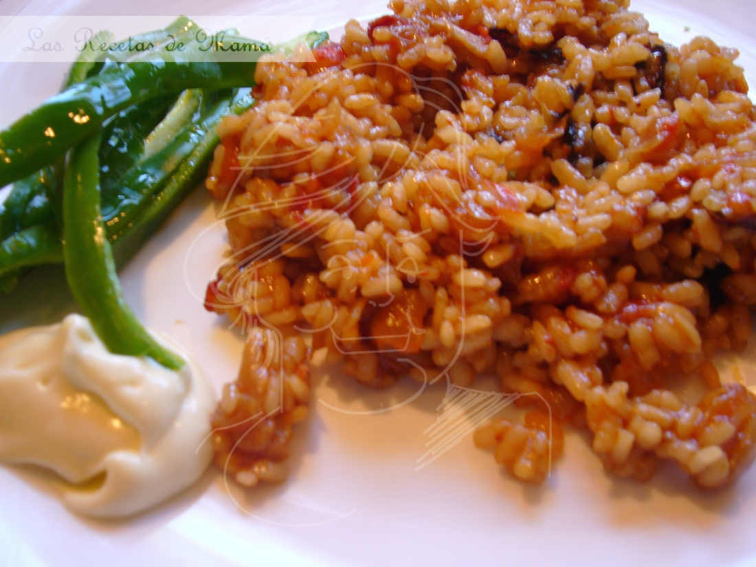 Arroz de pescadores – Video receta