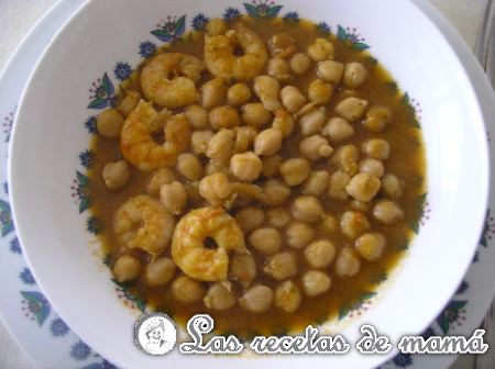 Garbanzos marineros