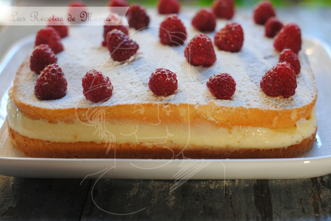 Tarta alegría – Video receta