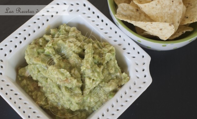 Guacamole. Video receta.
