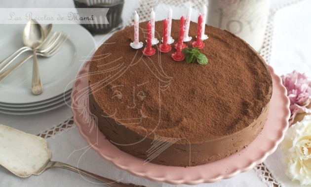 Marquesa de Chocolate. Video receta