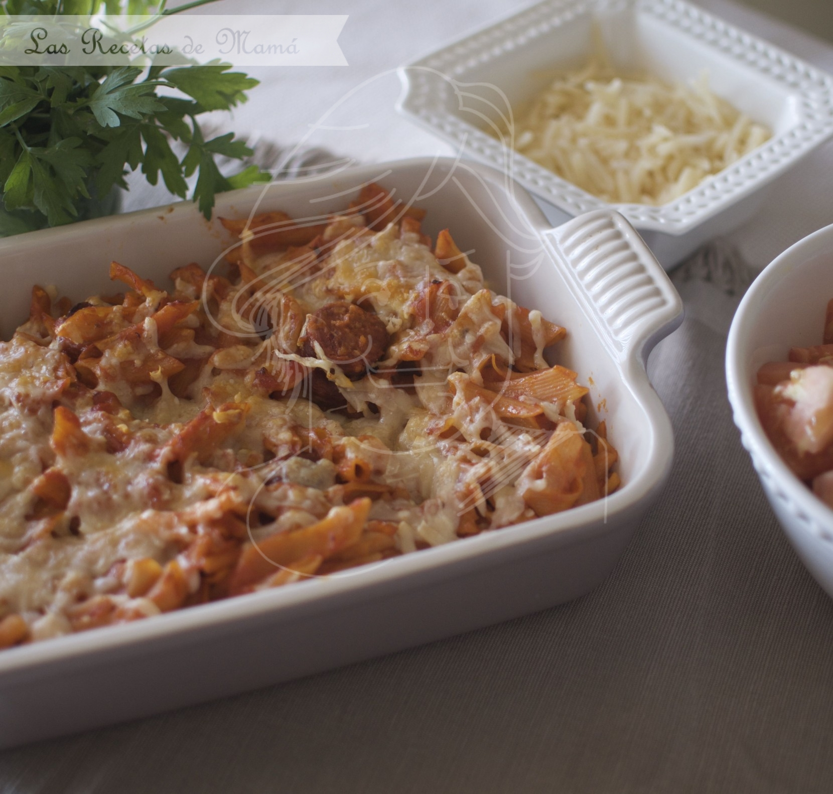 Macarrones express. Video receta