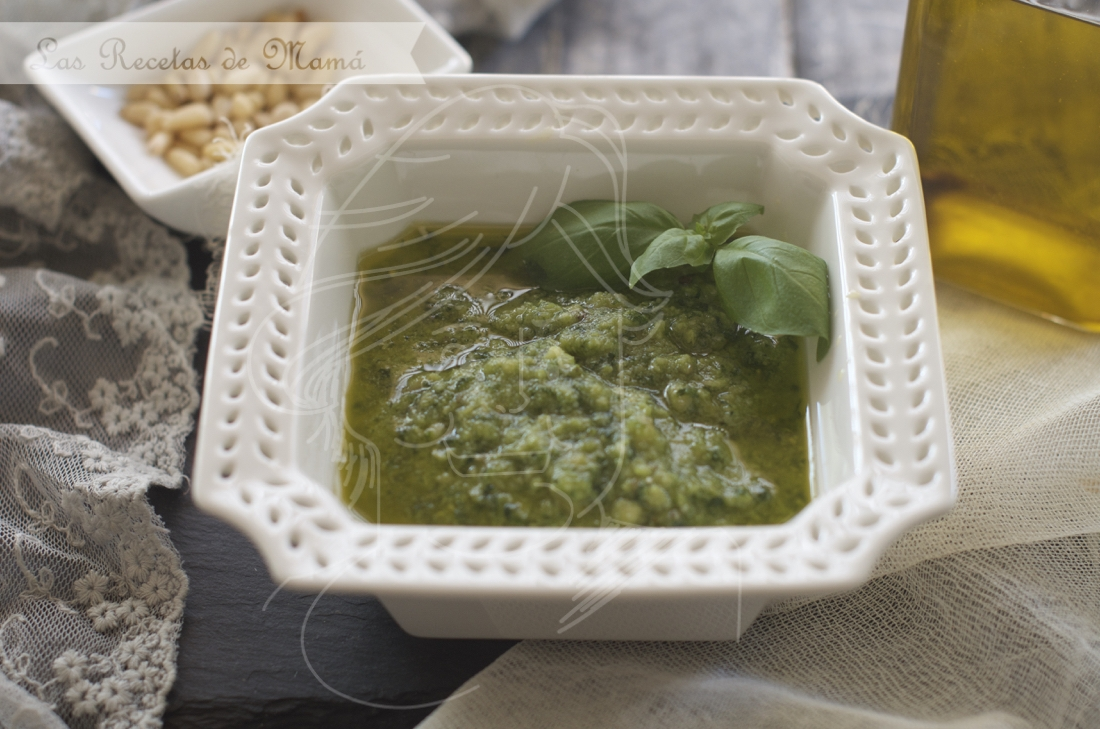 Pesto. Video receta