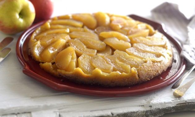 Tarta Tatin. Video receta