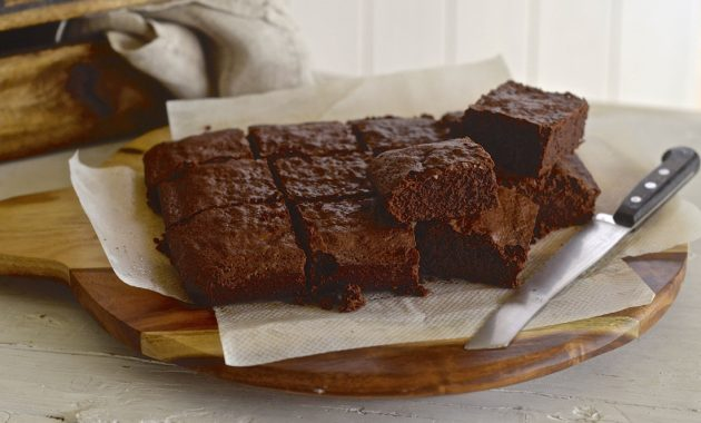 Classic Brownies. Video receta