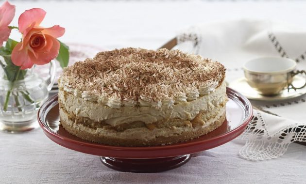 Cheesecake de tiramisú. Video receta