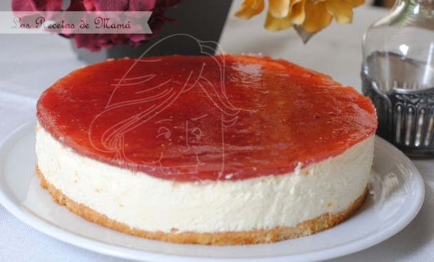 Tarta mousse de queso y yogur – video receta