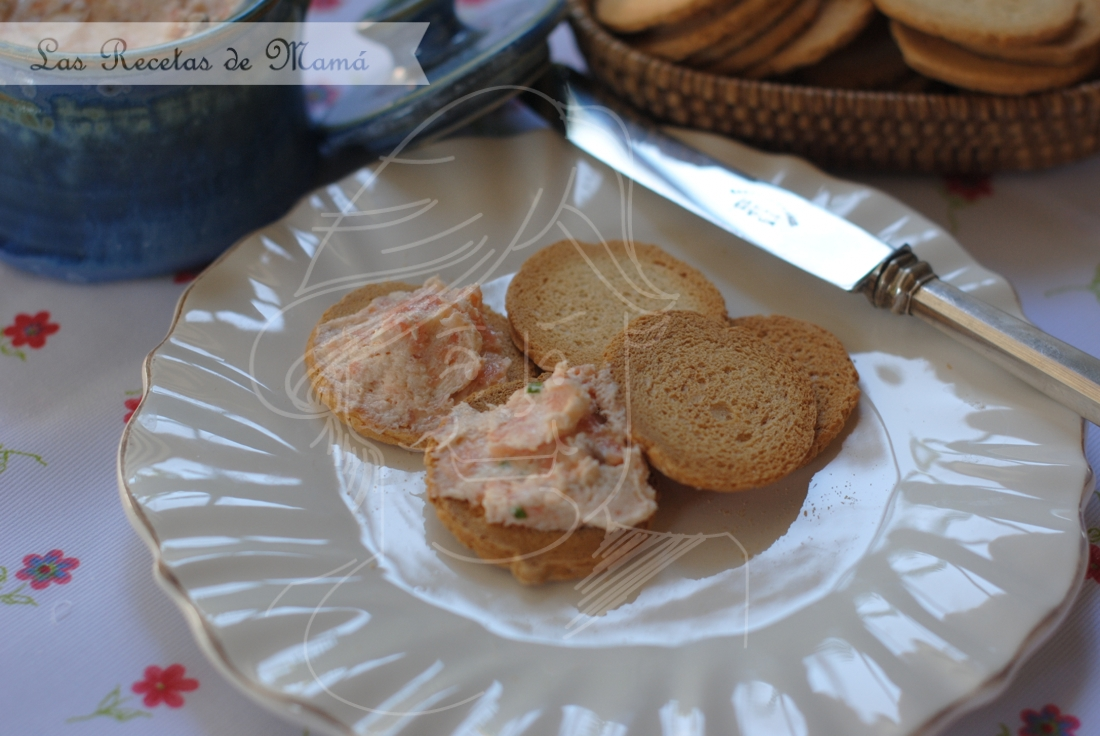 Pate de salmón – video receta