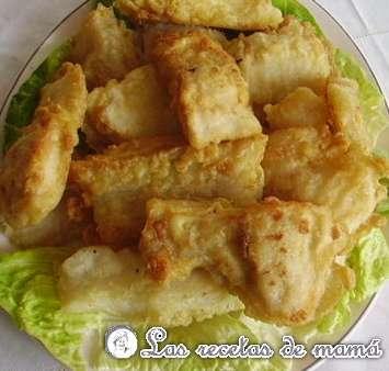Recetas de cuaresma y semana santa las recetas de mam for Comida semana santa
