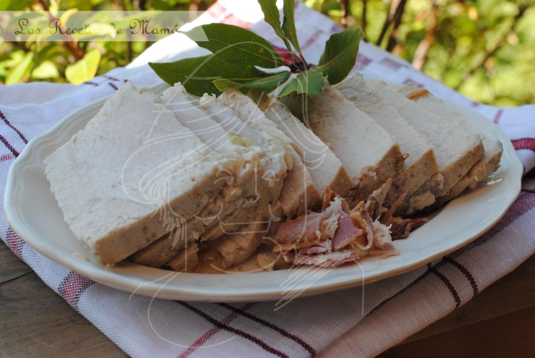Pez de espada al horno las recetas de mam for Cocinar pez espada al horno