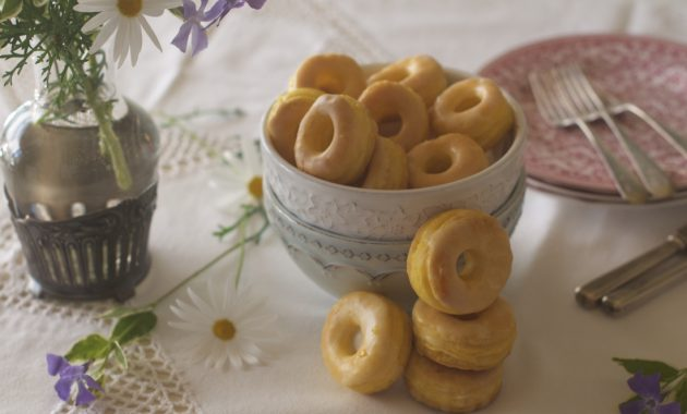 Rosquillas de Alcalá. Video receta