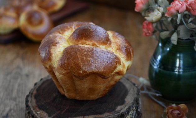 Brioche à tète. Video receta.